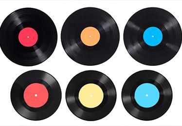 produccion de discos