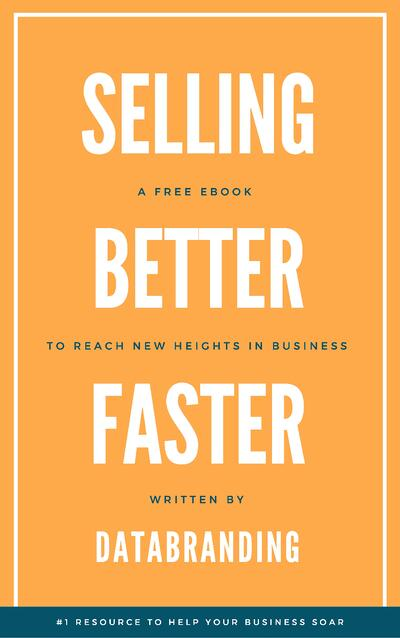 Selling Better and Faster
