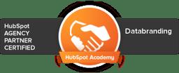 Sello certificación Agencia Hubspot Databranding