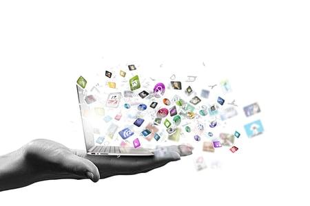 generación de tráfico en internet