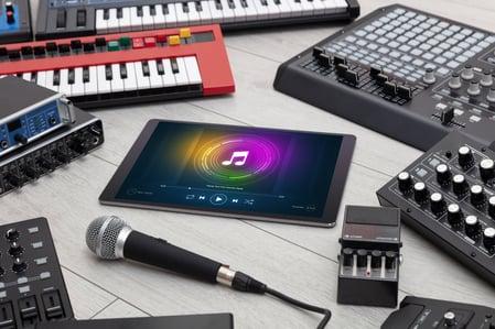 musica para multimedia