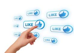 Promoción de contenido en redes sociales