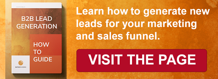 B2B LEAD GENERATION HOW TO GUIDE